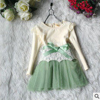 Korean Baby Girls Lace Butterfly Tulle TUTU Dress Children L...