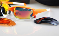 Wholesale 2013 HOT Bike Outdoor Sports Sun Glasses Eyewear Jawbone Goggle Sunglasses Brand Cycling Bicycle