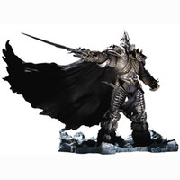 Finished Goods world of warcraft - EMS World of Warcraft LICH KING ARTHAS MENETHIL Figure WOW