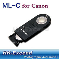 Wholesale Remote Control For Canon D D D D as RC