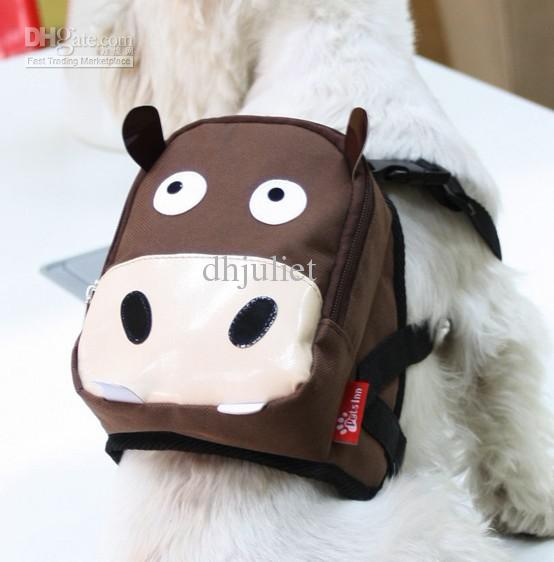 Dog backpack pet bag dog backpack teddy dog school bag vip bag