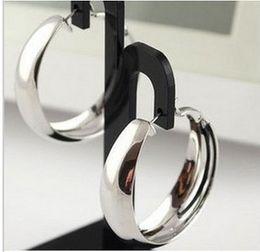 Fashiom Hoop Earrings Jewelry Girls earrings womens earrings Smooth earrings