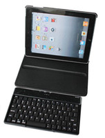 Wholesale 360 Degree Rotate Swivel Wireless Bluetooth Keyboard Hard Case Cover w Stand for iPad iPad