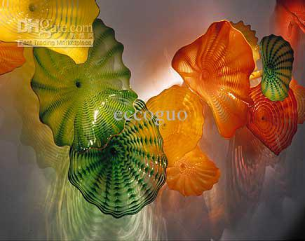 2017 100 Hand Blown Glass Ce Ul Certificate Chihuly