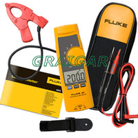 -10...50C 600/6000 225*65*46mm Fluke 365 Detachable Jaw True-rms AC DC Clamp Meter