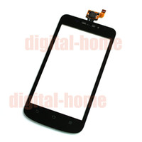 Wholesale New Touch Screen Digitizer Glass Replacement for ZTE Avid G Black Metro N9120