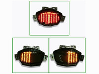Wholesale Motocycle LED Tail Light Fr Kawasaki Ninja R Integrated LED Brake Light TL17