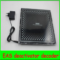 Wholesale RF MHz soft lable EAS deactivator decoder