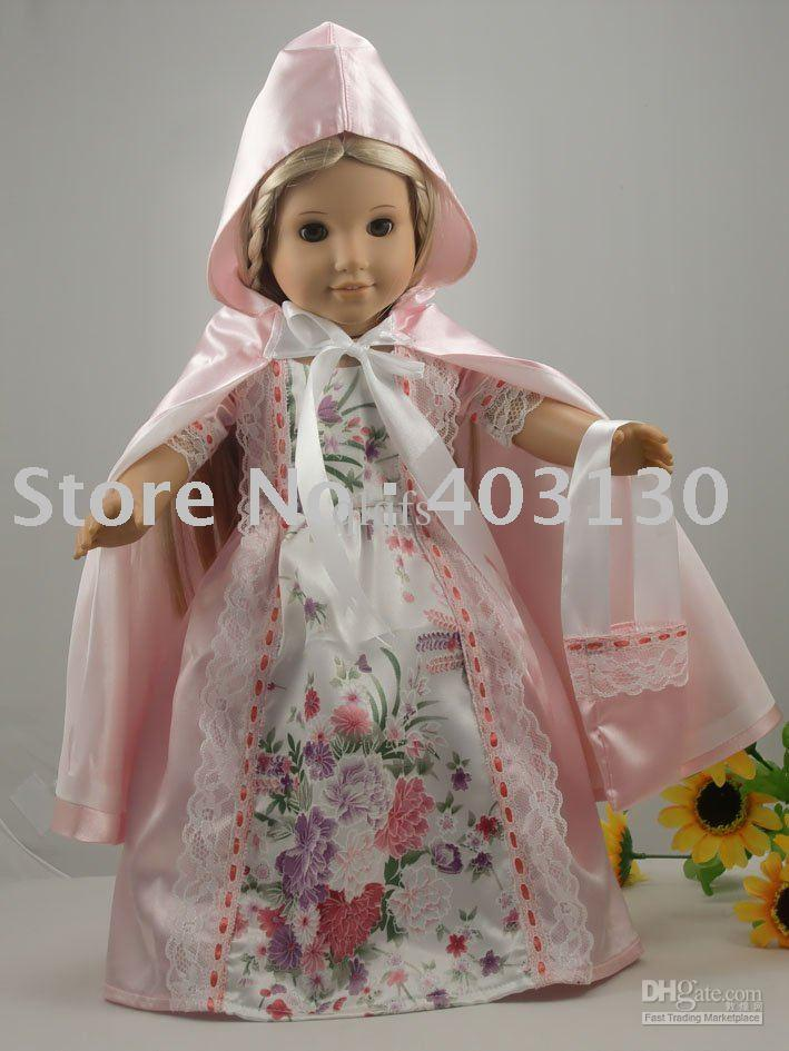 The doll clothes store