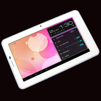 Wholesale 7 quot GSM phone call tablet pc Android Allwinner A13 wifi bluetooth webcam MB GB