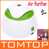 Wholesale Newest Portable Mini USB Humidifier Air Purifier Aroma Diffuser for Home Room Car H9307