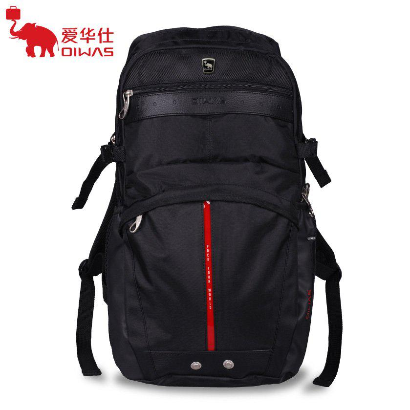Oiwas Preppy Style Backpack Men Backpack Women Waterproof Laptop ...