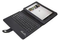 "8.9 inch B&N Barnes& Noble ABS Seenda Removable Magnetic Bluetooth Keyboard folio case For B&N Barnes& Noble NOOK HD+ 9"""
