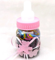 Women's baby bottle bands - 15 off Children rubber band baby hair rope pink pacifier bottle hair band colorful baby bottles p