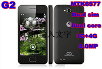 Wholesale ON SALE Jiayu G2 MTK6577 DUAL CORE Android GPS G2S Multi touch M GB MP Cell Phone G4 G3
