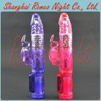 Wholesale Passion Rabbit Pink amp Purple Jack Rabbit Vibrators Speeds Waterproof Vibrator Sex Toy