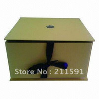 Wholesale Elegant Fancy Gift Cosmetics Package Paper Gift Box Brand Box Printing