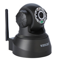 ip - Wireless IP Camera WIFI Webcam Night Vision UP TO M LED IR Dual Audio Pan Tilt Support IE S61