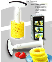 Wholesale Fruit Pineapple Corer Slicer Peeler Cutter Parer Knife Kitchen Tool