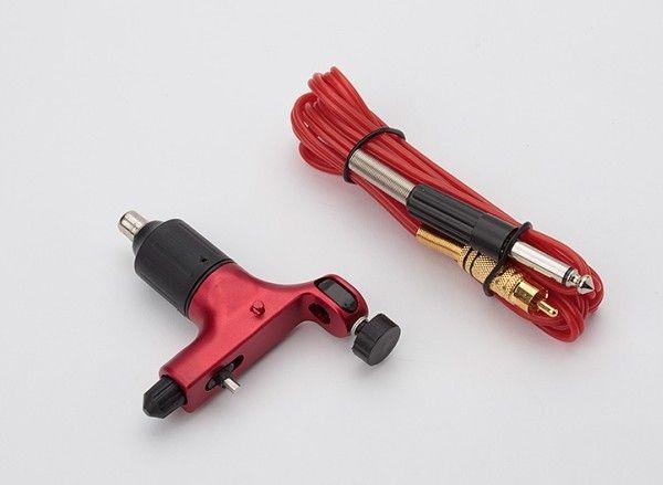 Hot spektra halo rotary tattoo machine gun silica gel rca for Spektra halo tattoo machine