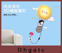 Wholesale D Wallpaper children s furniture led Nightlight