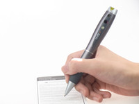 Wholesale notemark EVERNOTE Tablet PC COMPATIBLE D LASER MOBILE wireless portable file scanner pen MEMORY PEN