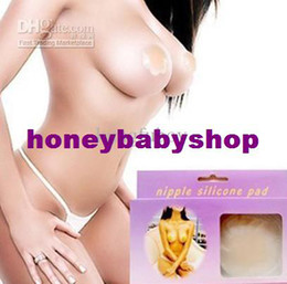 Wholesale Invisible silica gel chest against milk the plum flower form and exposing yourself to stick around