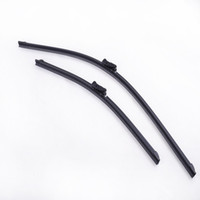 Wholesale Bracketless Wiper Blades Accurate Curve Windscreen Wiper Blades for Cadillac SRX Durable Blades