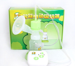 Wholesale Duck Smart Intelligent Electric Breast Pump Milker Breast Pump Adjustable milk sy c41e Milk Storage