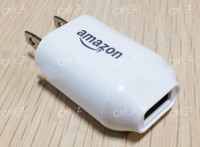 Wholesale 200pcs For Amazon Kindle Touch PapereWhite Fire HD Travel Home USB AC Adapter Charger