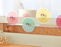 Wholesale Colorful funny hand made adhesive decorative label vinyl waterproof PVC sticker