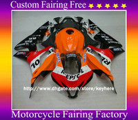 Wholesale For Honda CBR600RR CBR RR Repsol Fairing kits motocycle bodywork windscreen
