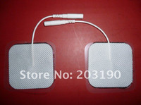 Wholesale Promotion cm pair of Self Adhesive Electrodes pad tens electrode pads for tens machi