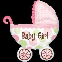 Baby Girl Stroller Cartoon Baby Stroller Cartoon