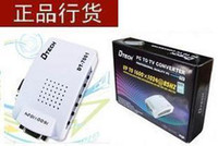 Wholesale Dt video converter vga av converter computer tv