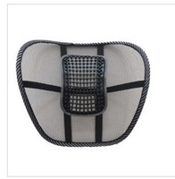 Wholesale 5pcs Car Seat Office Chair Massage Back Lumbar Support Mesh Ventilate Cushion Pad