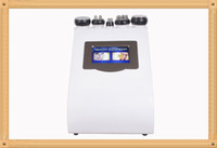 Wholesale Hot selling Vacuum Cavitation Multipolar Biopolar Radio Frequency Machine Salon RF SLIM