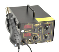 Wholesale V V Saike852D Hot Air Rework Station Hot Air Gun BGA Soldering K More accerss H541