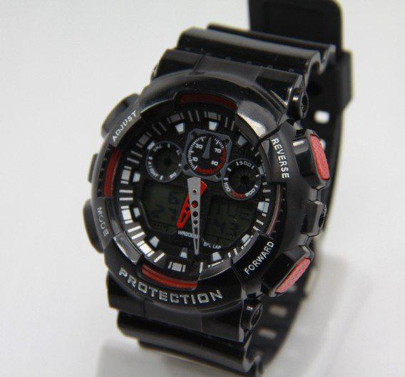 led sports watches for men 2012 dual display watch ga120 led sports watches for men 2012 dual display watch ga120 water resistant watches watches discount discount designer watches from sunday joy
