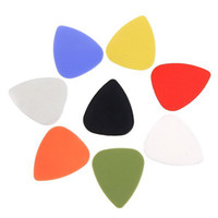 Wholesale Lowest price High Quality Plastic Guitar Pick Combo Stylish Colorful Guitar Picks Plectrums