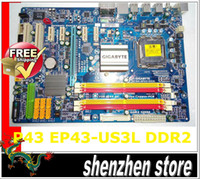 Wholesale Motherboard for Socket ATX P43 EP43 US3L GA DDR2 PCI E OEM