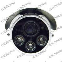 Outdoor CCD  High Resolution Super HAD CCD Sony 600TVL 3pcs Array IR 25mm CS Video security CCTV camera