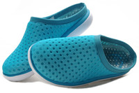 air mules - Unisex slippers Rejuven8 Mule slider air cushion insole men s loafer mesh vamp beach shoes N