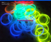 Wholesale glowstick MM MM Halloween gift Evening may shine products