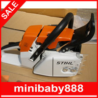 Wholesale MS381 Stihl Chainsaw Gasoline Cooling One Cylinder Stroke CC KW inch Guide Bar