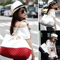 Wholesale Purse Shoulder leather Handbags Bags Fashion women Tote and retai W1266