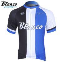 Wholesale 2013 NEW Hot BLANCO Short Sleeve Cycling Jerseys Set Cycling Wear Clothing