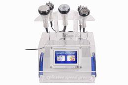 ULTRASONSIC Cavitation Slimming machine RF Radio Frequency Facial wrinkle removal skin tightening beauty care machine