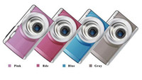 Wholesale Hot sell Latest DV T300 MP COMS digital camera quot LCD camera x Optical Zoom x digital zoom