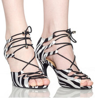 Wholesale Latin dance shoes soft bottom women in high heeled dancing shoes women wear custom ballroom dancing shoes